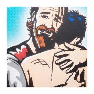 Impressão Em Tela O filho Prodigal