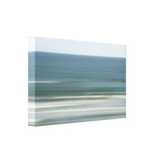 Impressão Em Tela O mar