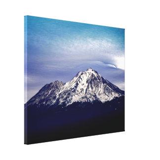 Impressão Em Tela O Mt. majestoso bonito Shasta