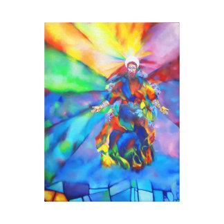 Impressão Em Tela O retorno na glória (canvas)