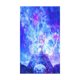 Impressão Em Tela O sonho do amante. Paris