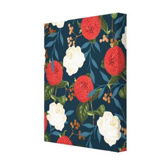 Impressão Em Tela Obsessão floral V2