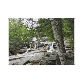 Impressão Em Tela Os banhos de Diana, New Hampshire