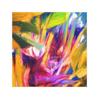 Impressão Em Tela Palma que pinta 03
