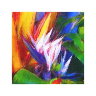 Impressão Em Tela Palma que pinta 04