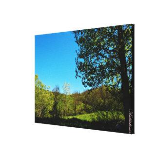 Impressão Em Tela Panoramas - Molise - Italia