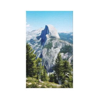 Impressão Em Tela Parque nacional de Yosemite