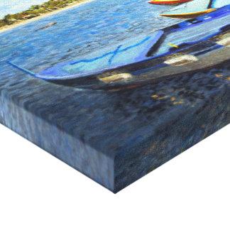 Impressão Em Tela Pinos de Golfe de Juan Les - France