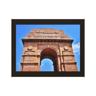 Impressão Em Tela Porta de India