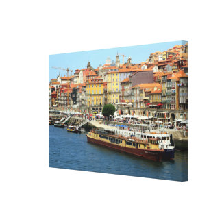 Impressão Em Tela Porto, Portugal