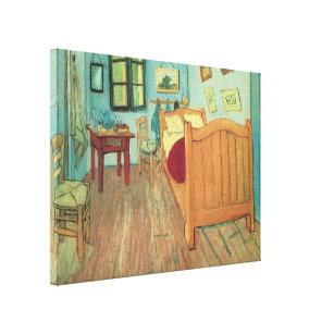 0c16dec257e Impressão Em Tela Quarto em Arles por Vincent van Gogh