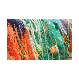 Impressão Em Tela Redes de pesca