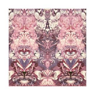 Impressão Em Tela Reino da flor de cerejeira
