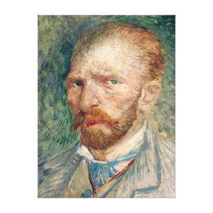 bfcdbcee2c4 Impressão Em Tela Retrato de auto de Vincent van Gogh