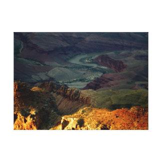 Impressão Em Tela SE do Grand Canyon