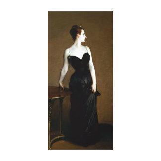 Impressão Em Tela Senhora X de John Singer Sargent