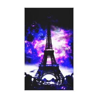 Impressão Em Tela Sonhos parisienses do rosa da ametista