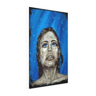 Impressão Em Tela Suporte na chuva