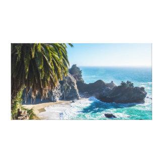 Impressão Em Tela Surf do mar | do oceano | da palmeira |