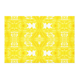 Impressão Em Tela Tapeçaria amarela 4 SDL C