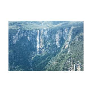 Impressão Em Tela The Brazilian biggest water fall