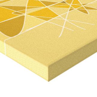 Impressão Em Tela Trabalhos de arte abstratos geométricos do design