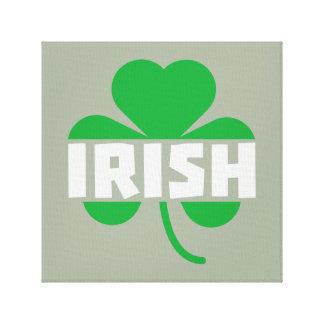 Impressão Em Tela Trevo irlandês Z2n9r do cloverleaf