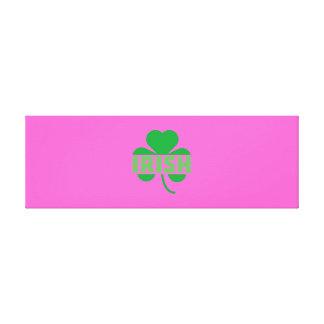Impressão Em Tela Trevo irlandês Z9t2d do cloverleaf