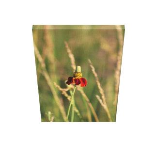 Impressão Em Tela Uma flor