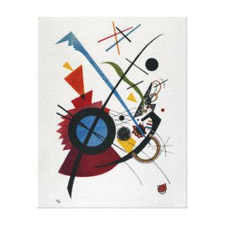 Impressão Em Tela Vasily Kandinsky Violett