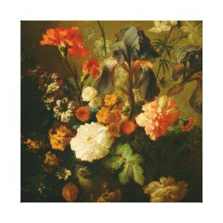 Impressão Em Tela Vaso das flores daqui até janeiro camionete Huysum