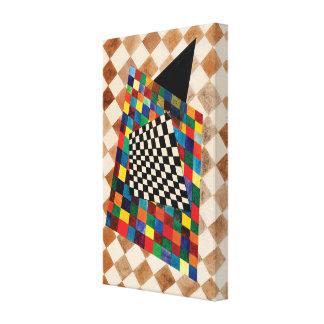 Impressão Em Tela Verificador por Wassily Kandinsky