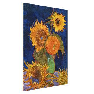 Impressão Em Tela Vincent van Gogh seis belas artes GalleryHD dos
