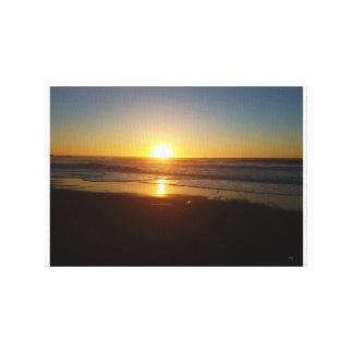 Impressão Em Tela Vista bonita de San Francisco Bay