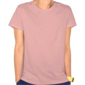 Impressão Flirty do rosa de HASHTAG#YOU todas as Camiseta