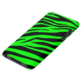 Impressão impressionante da zebra capa para iPod touch