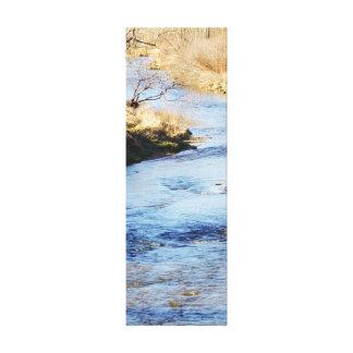 Impressão novo das canvas do rio de South Fork