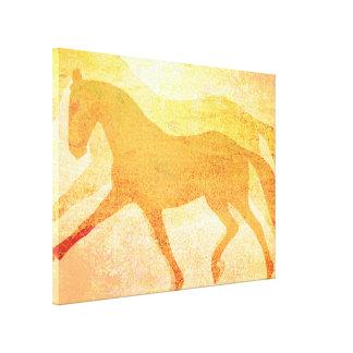 Impressão PROLONGADO das canvas do TROTE 24 x 18