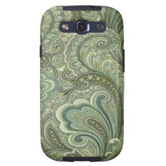Impressão prudente da galáxia S3 de Paisley Capas Personalizadas Samsung Galaxy S3