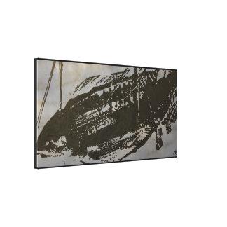 """Impressão superior das canvas dos """"Fishers"""" Impressão De Canvas Esticadas"""