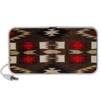 Impressão tribal do design do Navajo do nativo ame Caixinhas De Som