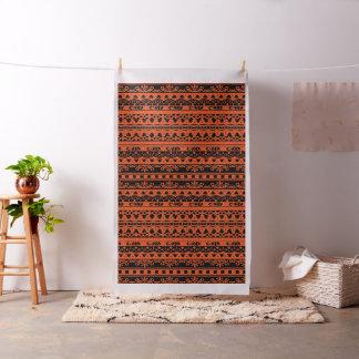 Impressão tribal do design étnico do teste padrão tecido