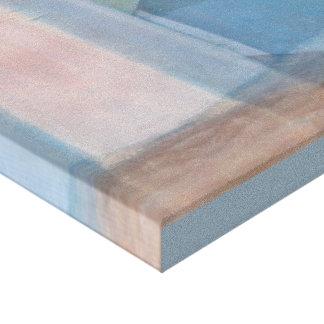 Impressão triplo das canvas da variação da