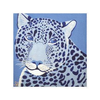 Impressão Ultramarine das canvas de Jaguar