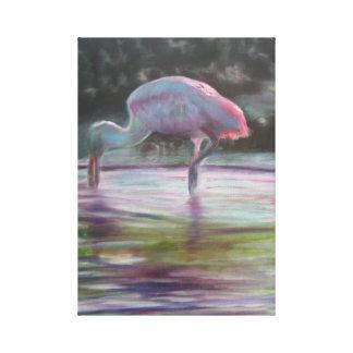 Impressão VIVO das canvas de FLORIDA Impressão Em Tela
