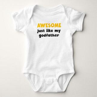 Impressionante apenas como minha madrinha camiseta