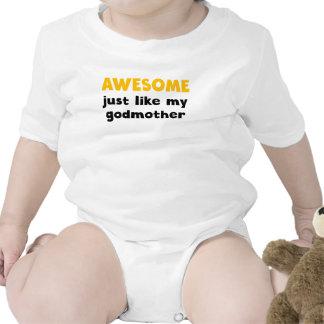 Impressionante apenas como minha madrinha macacãozinhos para bebê