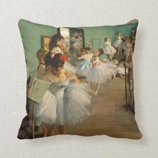 Impressionista da classe | Edgar Degas | do balé Almofada