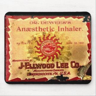 Inalador anestésico Mousepad