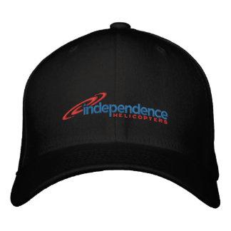IndependenceHelicopter_RGB Boné Bordado